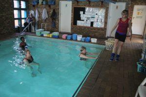 Water Based Exercised Aqua Dynamics 2