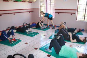 Body Conditioning Stretches Aqua Dynamics