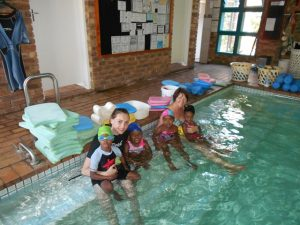 Kids and Teachers Swimming School Aqua Dynamics
