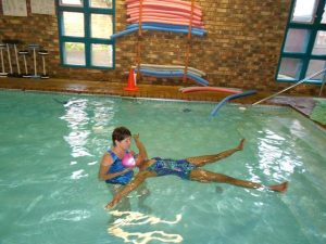 Learning to Float Swimming School