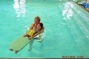 Swimming School Swimming Board Aqua Dynamics